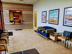 Valley Urogynecology Associates Clinic Waiting Room